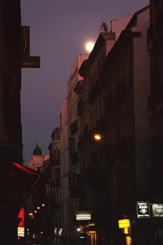 Calle Infantas!