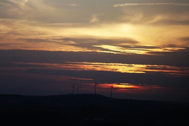 Windmills Portugal